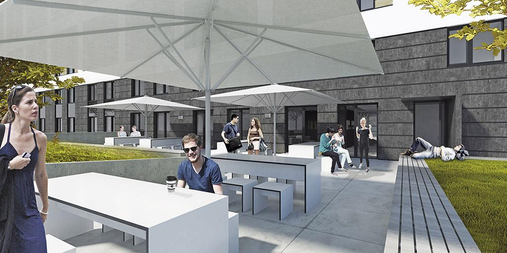 campus viva studentenwohnen berlin. Black Bedroom Furniture Sets. Home Design Ideas