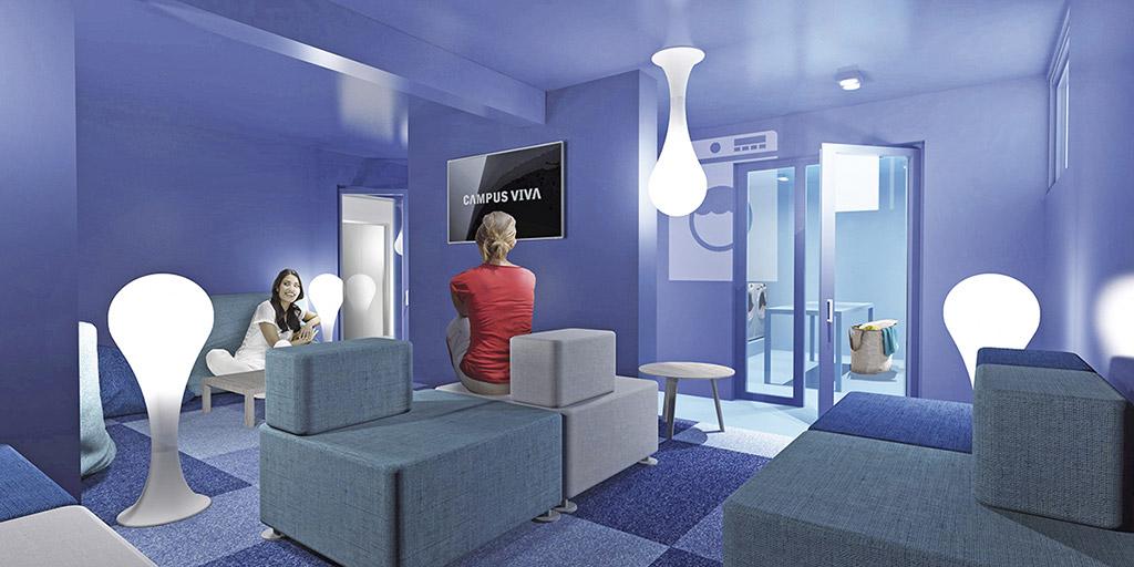 campus viva student apartment locations. Black Bedroom Furniture Sets. Home Design Ideas