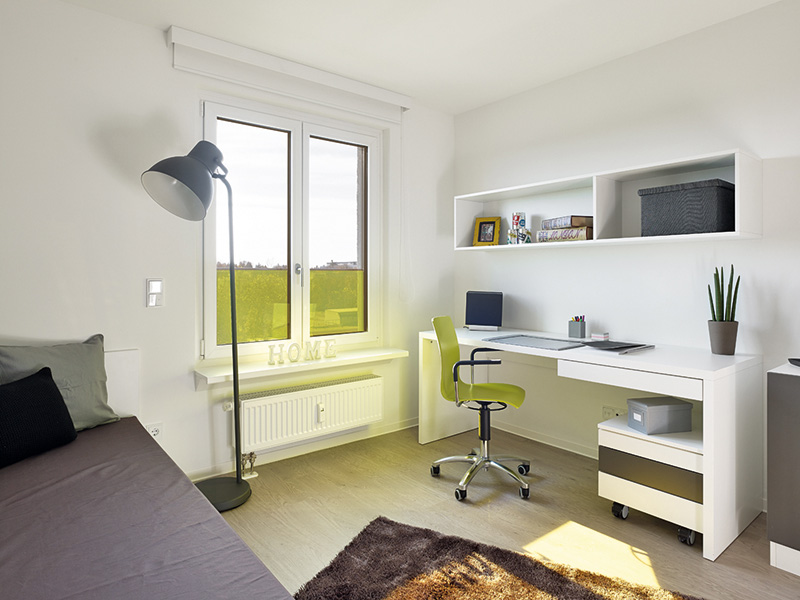 Campus Viva - student apartment / Locations