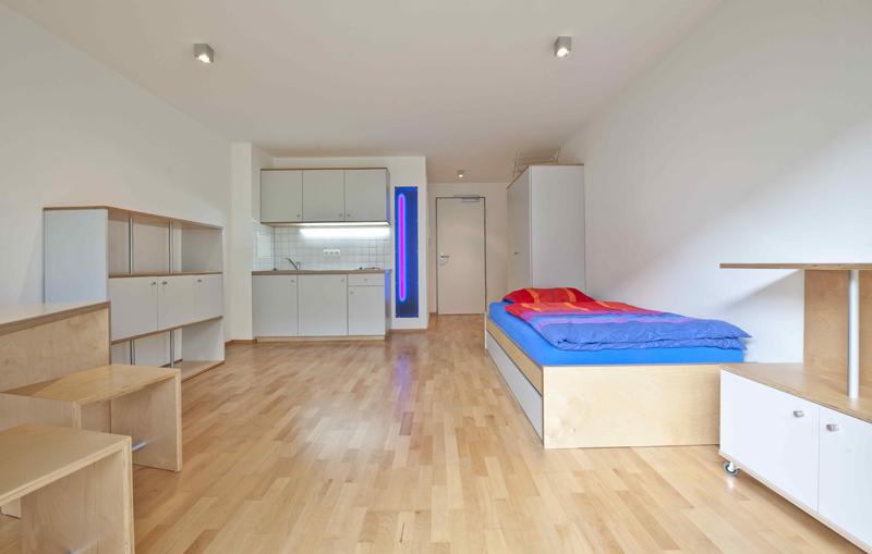Campus Viva - student apartment / Munich II