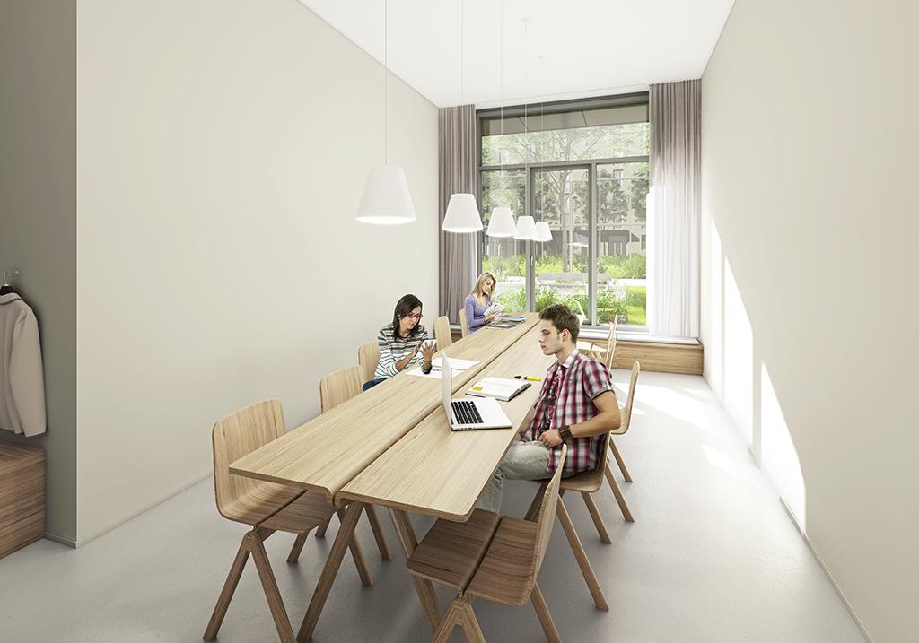 campus viva studentenwohnen m nchen. Black Bedroom Furniture Sets. Home Design Ideas